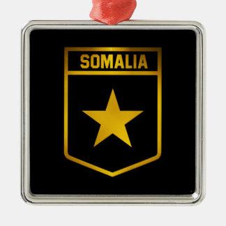 Adorno Metálico Emblema de Somalia