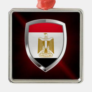 Adorno Metálico Emblema metálico de Egipto