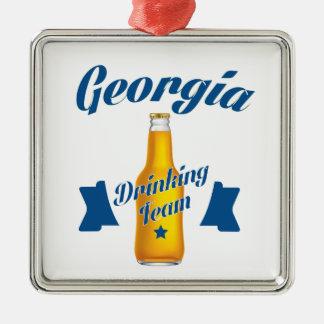 Adorno Metálico Equipo de consumición de Georgia