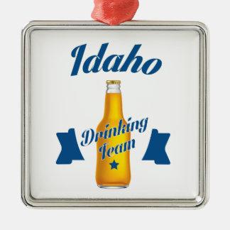 Adorno Metálico Equipo de consumición de Idaho