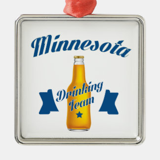 Adorno Metálico Equipo de consumición de Minnesota