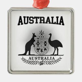 Adorno Metálico Escudo de armas de Australia
