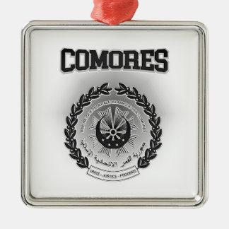Adorno Metálico Escudo de armas de Comores