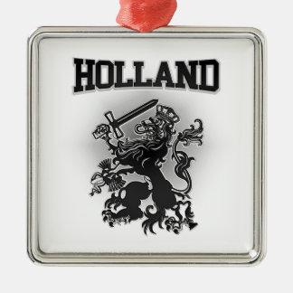 Adorno Metálico Escudo de armas de Holanda