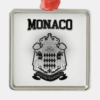 Adorno Metálico Escudo de armas de Mónaco