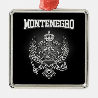 Adorno Metálico Escudo de armas de Montenegro
