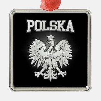 Adorno Metálico Escudo de armas de Polska