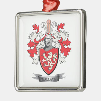 Adorno Metálico Escudo de armas del escudo de la familia de