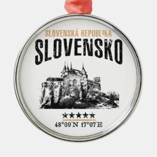 Adorno Metálico Eslovaquia