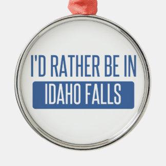 Adorno Metálico Estaría bastante en las caídas de Idaho