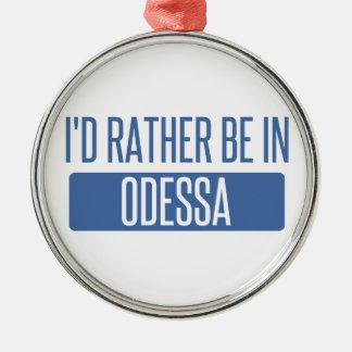 Adorno Metálico Estaría bastante en Odessa
