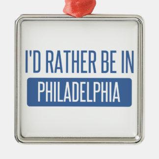 Adorno Metálico Estaría bastante en Philadelphia