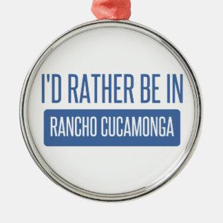 Adorno Metálico Estaría bastante en Rancho Cucamonga