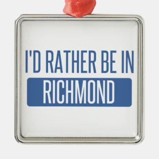 Adorno Metálico Estaría bastante en Richmond ADENTRO
