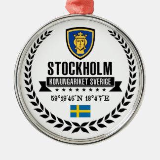 Adorno Metálico Estocolmo