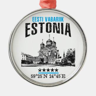 Adorno Metálico Estonia
