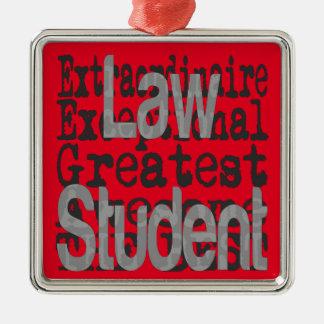 Adorno Metálico Estudiante de Derecho Extraordinaire