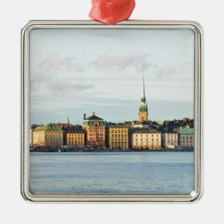 Adorno Metálico Gamla Stan en Estocolmo, Suecia
