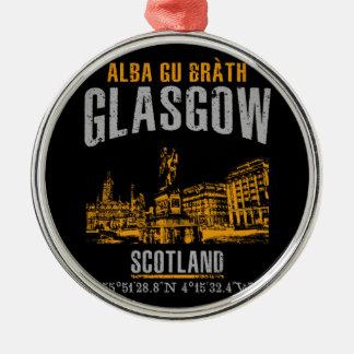Adorno Metálico Glasgow