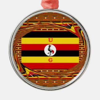 Adorno Metálico Hakuna asombroso hermoso Matata Uganda precioso