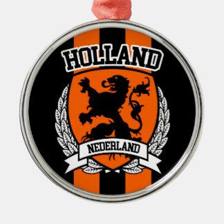 Adorno Metálico Holanda