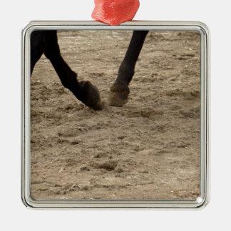 Adorno Metálico Horse hooves