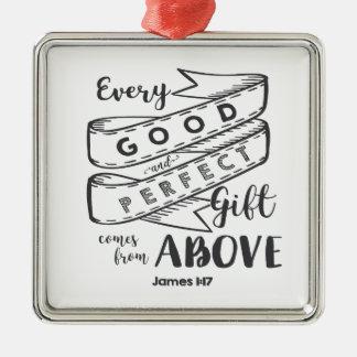 Adorno Metálico James 1 tipografía 17