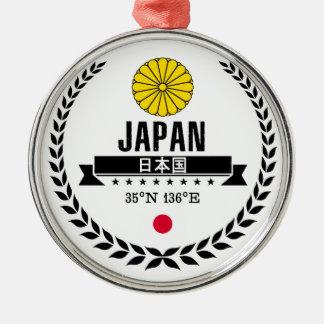 Adorno Metálico Japón