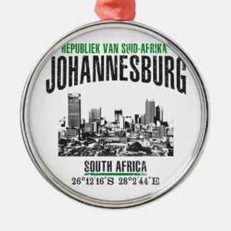 Adorno Metálico Johannesburg