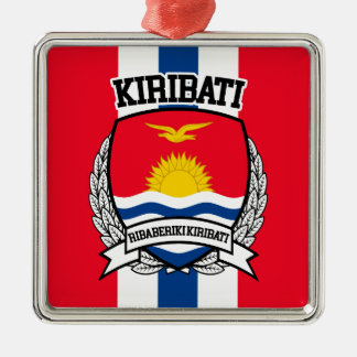 Adorno Metálico Kiribati