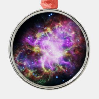 Adorno Metálico La radiografía de Chandra en la nebulosa de