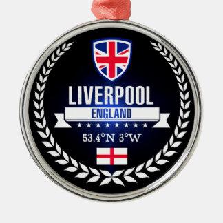 Adorno Metálico Liverpool