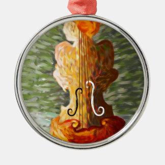 Adorno Metálico Lonessia V1 - belleza del violín