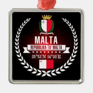 Adorno Metálico Malta