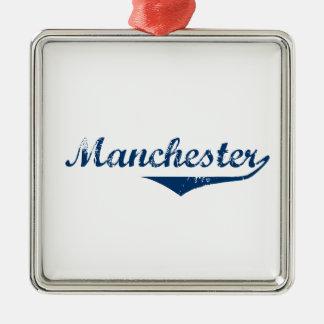 Adorno Metálico Manchester