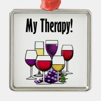 Adorno Metálico Mi terapia