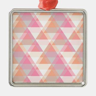 Adorno Metálico Modelo rosado