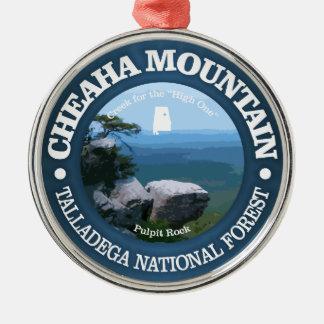 Adorno Metálico Montaña de Cheaha