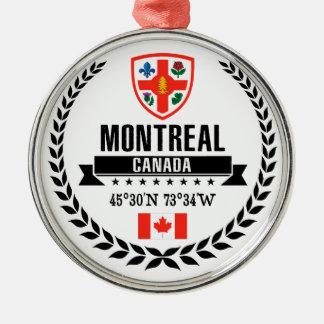 Adorno Metálico Montreal