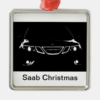 Adorno Metálico Navidad de Saab