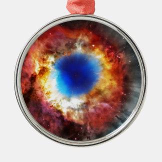 Adorno Metálico Nebulosa de la hélice
