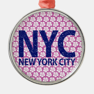 Adorno Metálico New York City NYC