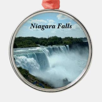 Adorno Metálico Niagara Falls