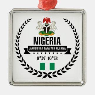 Adorno Metálico Nigeria