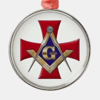 Adorno Metálico Orden sagrada de la fraternidad