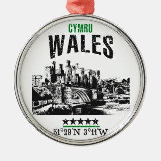 Adorno Metálico País de Gales