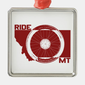 Adorno Metálico Paseo Montana