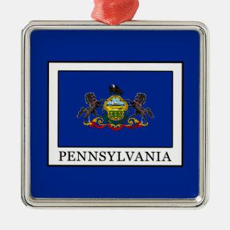 Adorno Metálico Pennsylvania