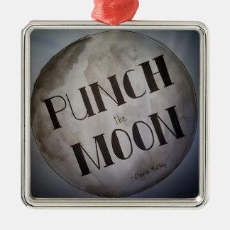Adorno Metálico Perfore los productos de la luna