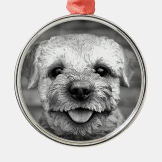 Adorno Metálico perro